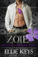Zoie Cover ebook cover