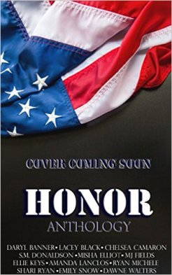 The Honor Anthology temporary cover