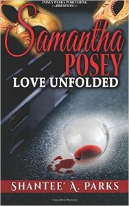 Samantha Posey Love Unfolded cover