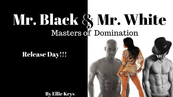 Mr Black & Mr White Banner Release Day